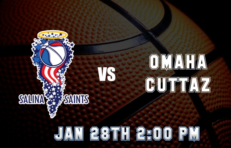 Salina Saints vs Omaha Cuttaz