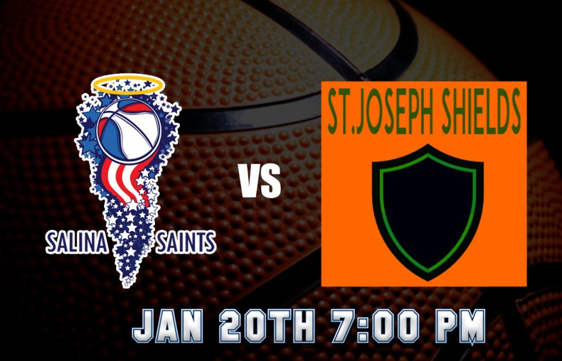 Salina Saints vs St. Joseph Shields
