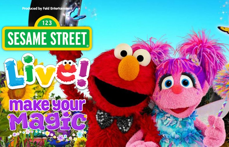 Sesame Street Live, Make Your Magic