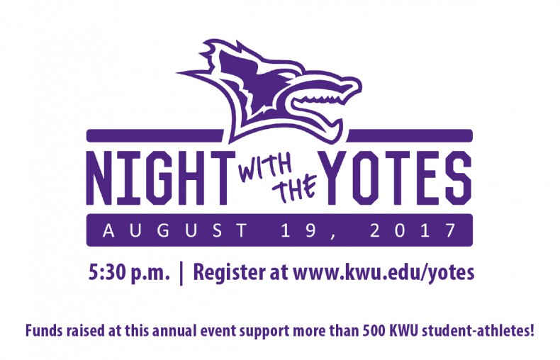 2017 Night With the Yotes