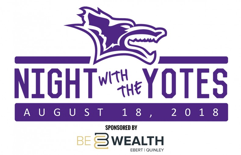 2018 Night with the Yotes