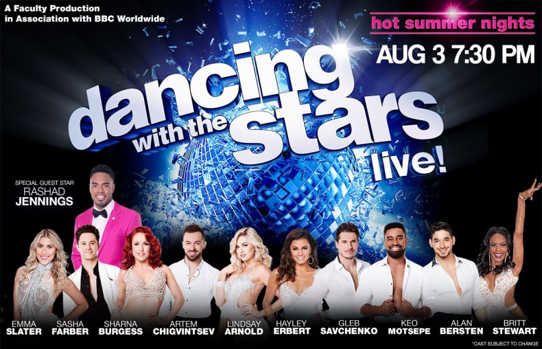 Dancing with the Stars: LIVE - Hot Summer Nights