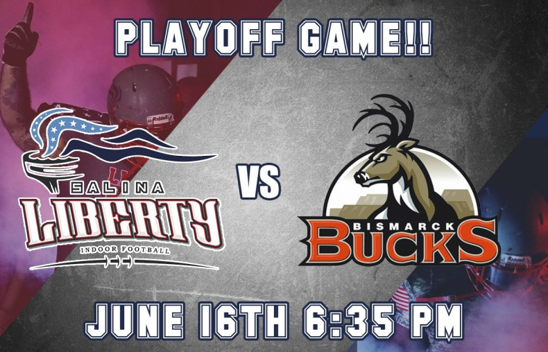 Salina Liberty vs Bismark Bucks
