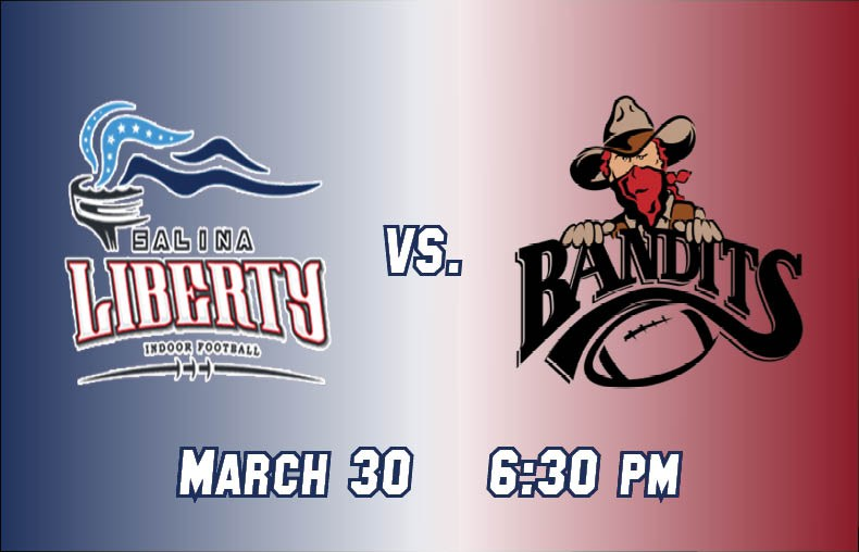 Salina Liberty vs. Sioux City Bandits