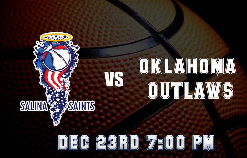 Salina Saints vs Oklahoma Outlaws