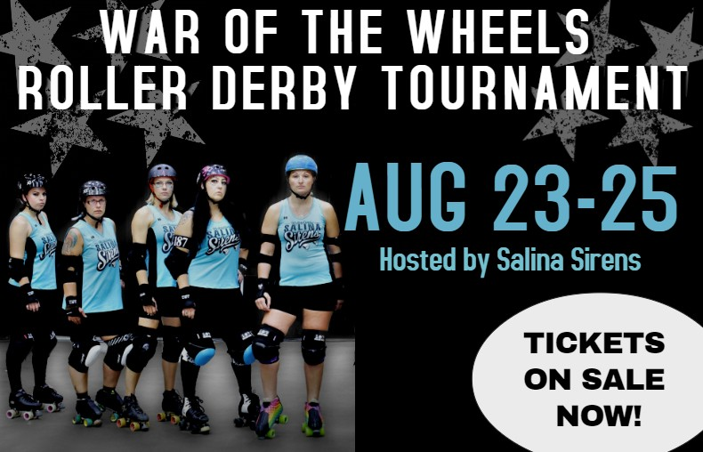 Salina Sirens War of the Wheels 2019