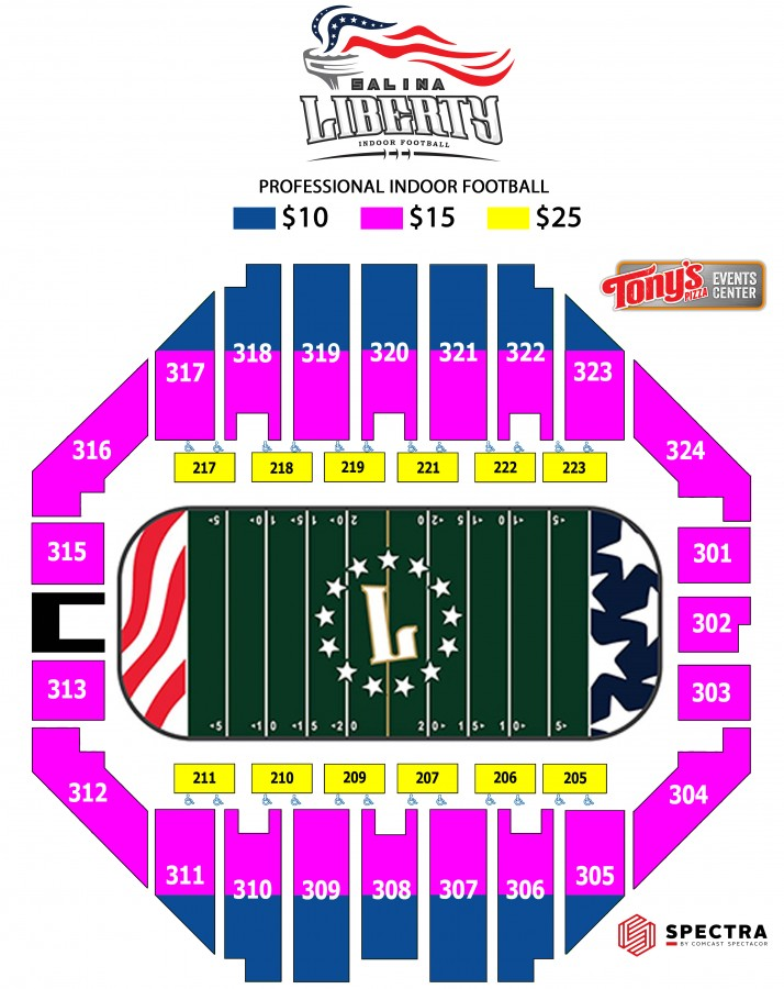 Seating Charts Check Out Where Your Will Be Sitting