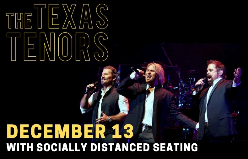 The Texas Tenors Salina KS December 13