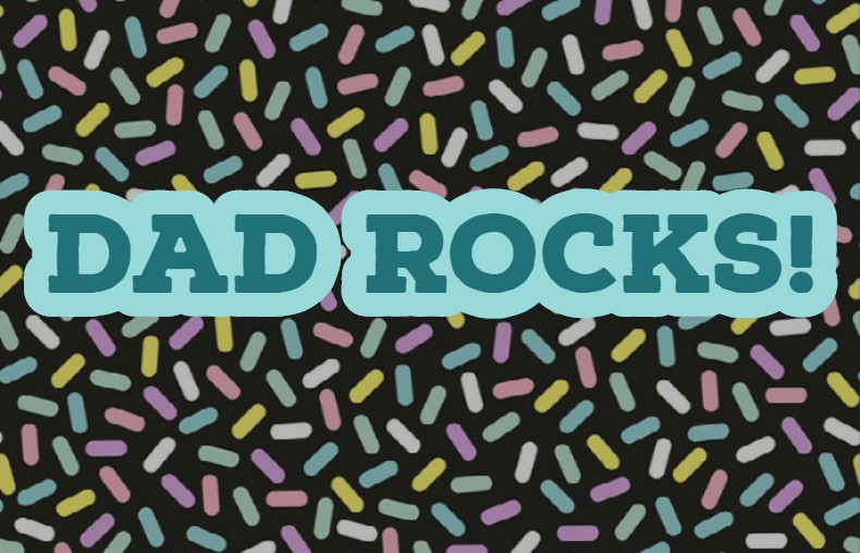 Dad Rocks! Great ticket specials for Father's Day